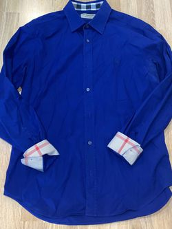 Burberry London L Blue Shirt for Sale in Milwaukie,  OR