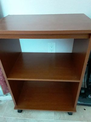 Shelf/cabinet with Wheels for Sale in Lutz, FL