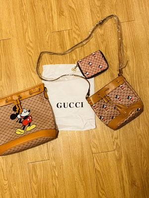 Gucci bag set for Sale in Hillcrest Heights, MD