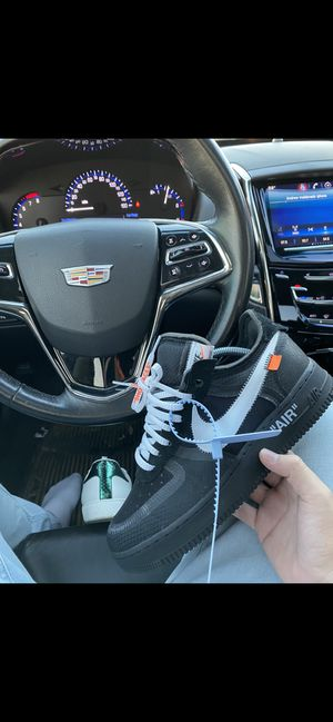 Nike Off White Air Force for Sale in Katy, TX