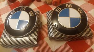 Two bmw emblems for any bmw 2003 for Sale in Gaithersburg, MD
