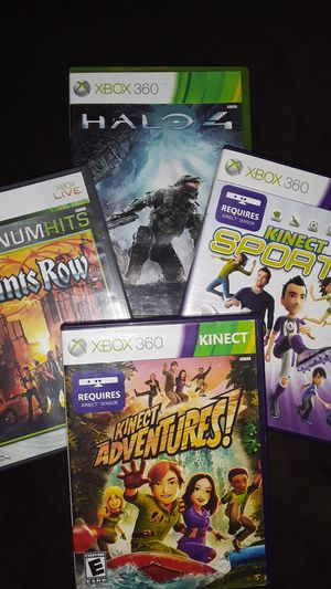 Xbox 360 games. for Sale in Stoughton, MA
