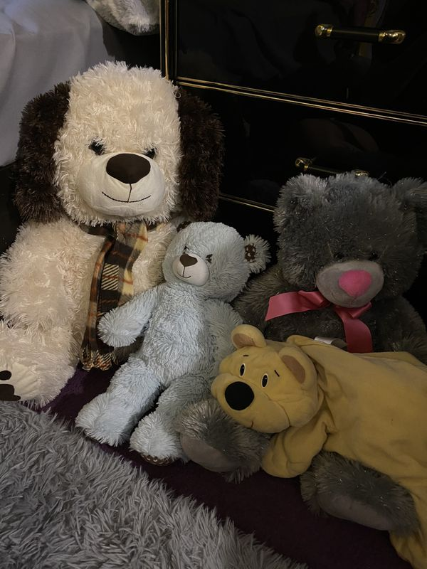 Children stuffed bears. $5 each.