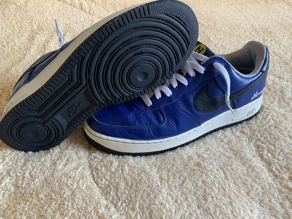 Nike Air Force 1 Low Brooklyn Sport Royal 11