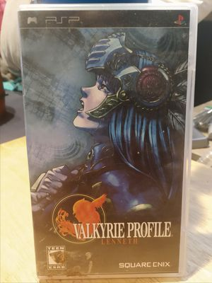 PlayStation PSP Game Valkyrie Profile Lenneth for Sale in Vancouver, WA