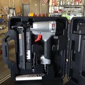 Porter-Cable Pneumatic 18-Gauge Brad Nailer Kit for Sale in Phoenix, AZ