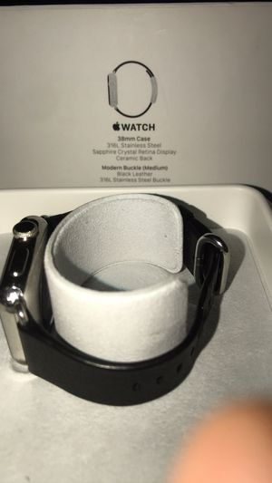 Apple Watch Series 1 Sapphire Crystal for Sale in Portland, OR