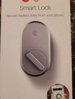 August Smart Lock for Sale in Renton,  WA