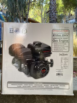 Predator 212cc OHV Gas Engine NEW IN BOX CHEAP for Sale in Los Angeles, CA