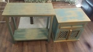 Entry table and end table for Sale in Surprise, AZ