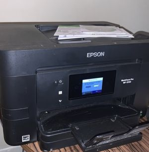 Epson printer/scanner WORKS GREAT for Sale in Tallahassee, FL