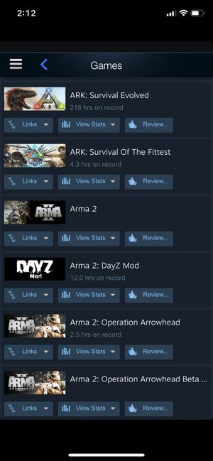 Steam Account for Sale in Las Vegas, NV