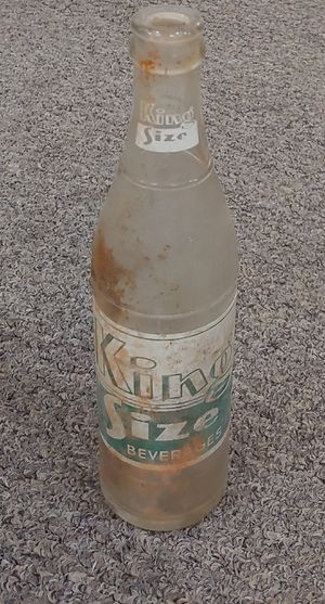 Antique King Size Bottle for Sale in Burlington, NC