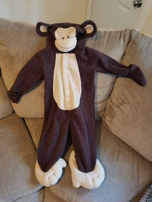 Childs monkey costume for Sale in Brick Township, NJ