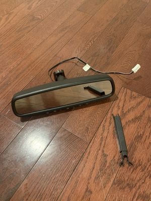 2015-16 Subaru WRX/STI Auto-Dimming Mirror/Compass with Homelink for Sale in Rockville, MD