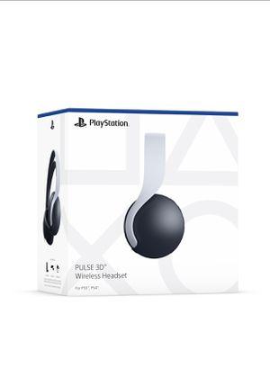 Sony PlayStation Pulse Wireless Headset for Sale in Pembroke Pines, FL