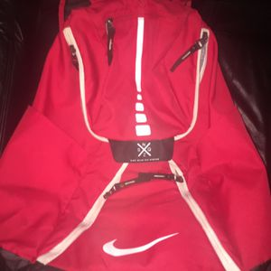 "Red Nike ""Hoops Elite Max Air"" Bookbag for Sale in Raleigh, NC"