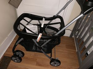 Baby trend car seat stroller base New without box for Sale in Worcester, MA