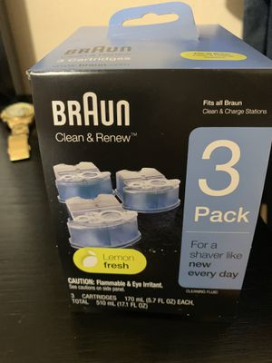 Shaved cleaner - Braun for Sale in Miami, FL