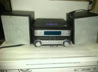 CD player/radio for Sale in El Paso,  TX