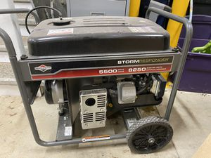Generator almost brand new! Moving for Sale in Edgewood, WA