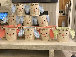 Custom Easter baskets for Sale in Victorville, CA