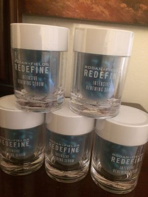 Rodan and fields Re-define intensive renewing serum One jar per order for Sale in Rowland Heights, CA