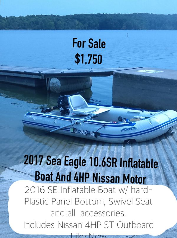 Fun, Fast and Fishable Boat & Motor