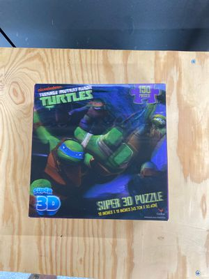 3D puzzle for Sale in Cypress, TX