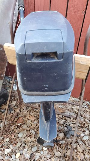 15 HP Evinrude 2 Stroke for Sale in Sacramento, CA