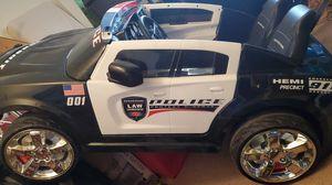Police car for kids for Sale in Colorado Springs, CO