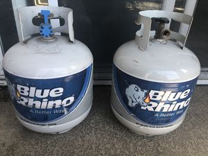 Two propane. 40 for BOTH must take both. Price is FIRM for Sale in Chula Vista, CA