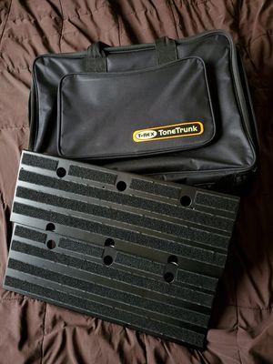 T-RexToneTrunk 45 Guitar Pedalboard w Gig Bag for Sale in Norwalk, CA