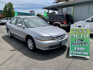 2002 Honda Accord for Sale in Salem, OR