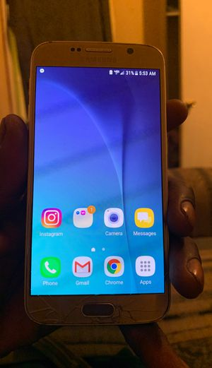 Galaxy S6 for Sale in Oakland, CA