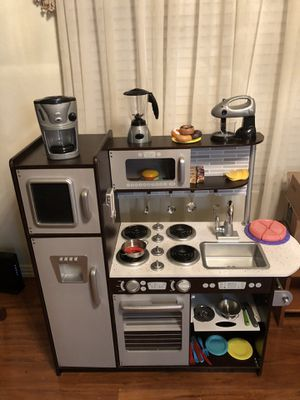 Play kitchen set for Sale in Helotes, TX