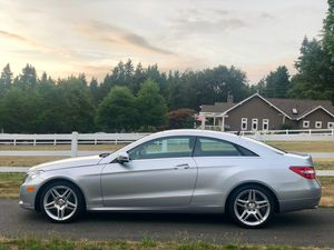 2011 Mercedes E350 Coupe LOW MILES for Sale in Bellevue, WA