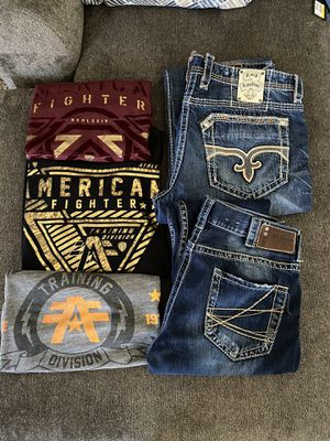 Men's clothes for Sale in Midland, TX