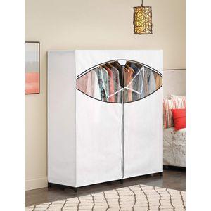 """Whitmor 60"""" Polypro Clothes Closet, White for Sale in Houston, TX"""