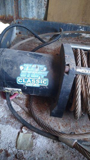 Tuff stuff 12,500 lb winch for Sale in Oceanside, CA