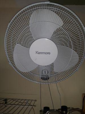 Kenmore Wall Fan for Sale in Virginia Beach, VA