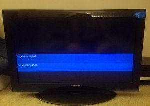 32 inch Toshiba LCD TV for Sale in Anaheim, CA