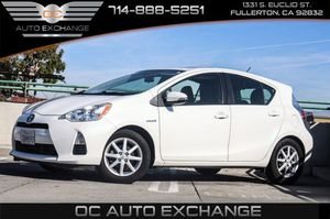 2013 Toyota Prius c for Sale in Fullerton, CA