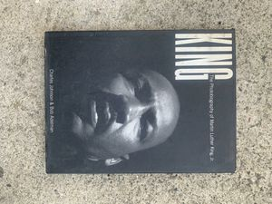 Martin Luther King Photography Book for Sale in San Jose, CA