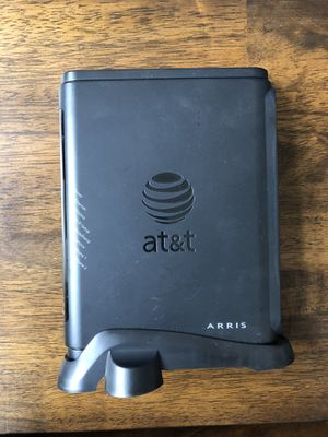 ARRISS NVG510 DSL Modem for Sale in Tustin, CA