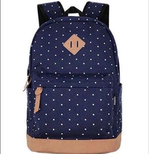 Cute polka dot backpack brand new for Sale in Chicago, IL
