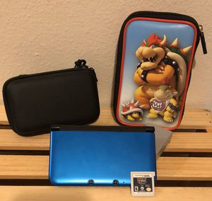 3DS XL with 1 game $100. Other games available, message for individual pricing. for Sale in CORP CHRISTI, TX