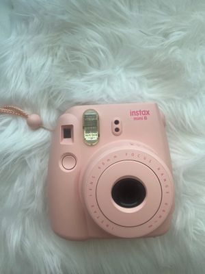 instax pink mini 8 polaroid for Sale in Escondido, CA