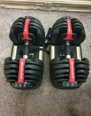 BowFlex Select Tech 552 Dumbbells for Sale in Key West, FL