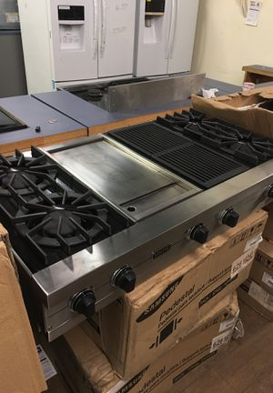 """Viking Professional 48"""" Range Top for Sale in San Diego, CA"""